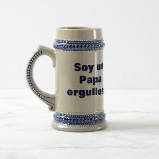 Soy Un Papa Orgulloso Mug