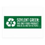 Soylent Green Postcard