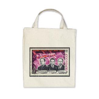 Soyuz 11 in Memoriam Bags