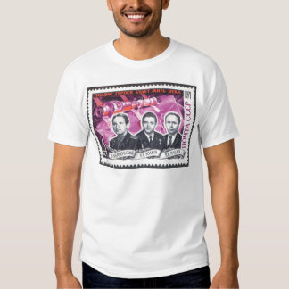 Soyuz 11 in Memoriam Shirts