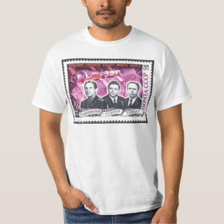 Soyuz 11 in Memoriam T-Shirt