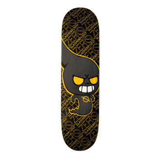 SP Zero™ x GHOSTTOON™ Zero Slash ghost Skateboard