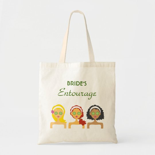 Spa Bride Entourage Bag