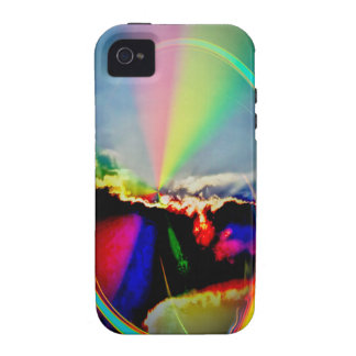 Spa Vibe iPhone 4 Case