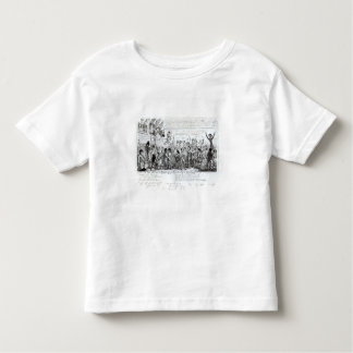 Spa Fields Orator Hunt-ing for Popularity Toddler T-Shirt