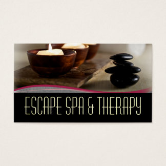 Spa Massage Therapist Clinic Wellness Business