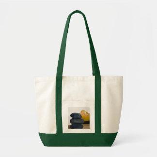 Spa peace tote bag
