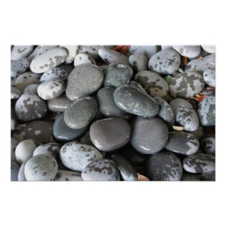spa rocks poster