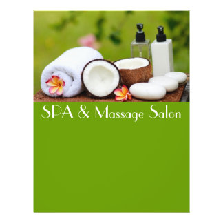 SPA setting Flyer