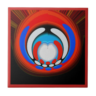 Space age travel tile