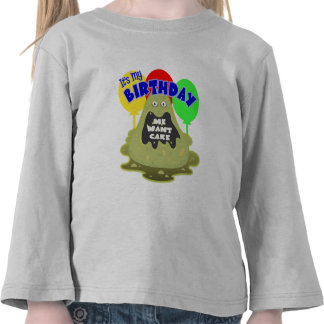 Space Alien Birthday Gift T Shirt