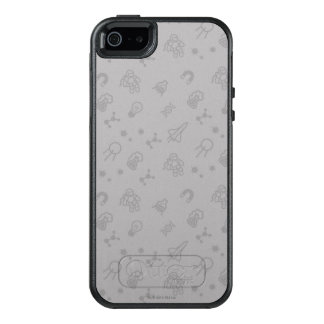 Space And Science Doodles OtterBox iPhone 5/5s/SE Case