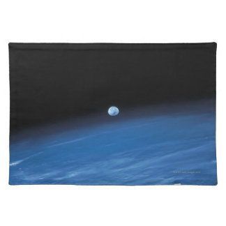 Space and the Earth Placemat