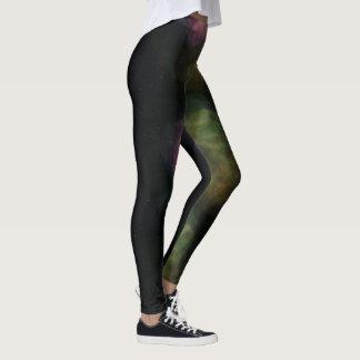 Space art leggings
