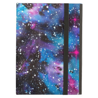Space Art Watercolor Galaxy Case For iPad Air