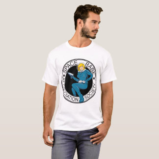 Space Babe Appreciation Society T-Shirt