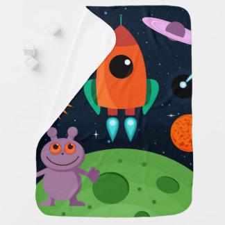 Space Baby Blanket