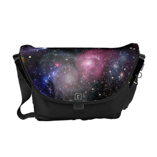 Space Bag Messenger Bag