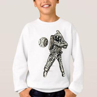 Space Baseball Sweatshirt