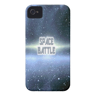 Space Battle 1 iPhone 4 Cover
