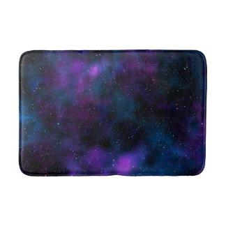 Space beautiful galaxy night starry  image bath mat