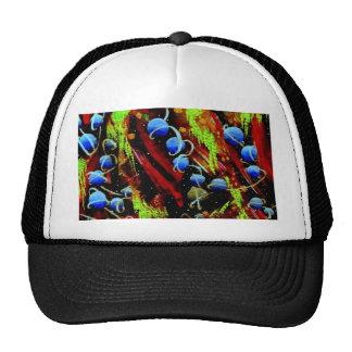 Space Berries Trucker Hats