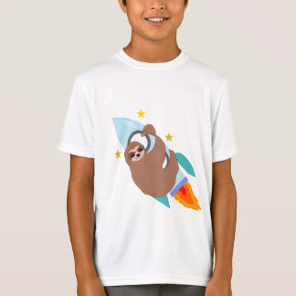 Space Bound Sloth T-Shirt