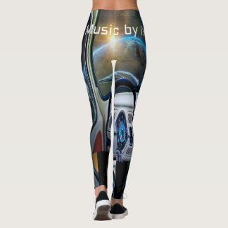 space bug leggings