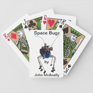 Space Bugz Playing Cards
