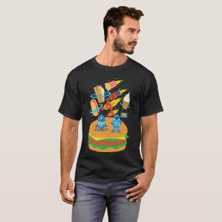 Space Burger T-Shirt