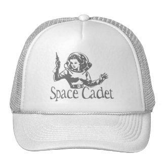 Space Cadet Grey Trucker Hat