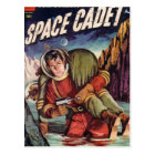 Space Cadet in Water Postcard