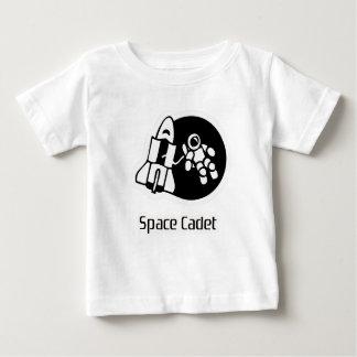 Space Cadet Motif Baby T-Shirt
