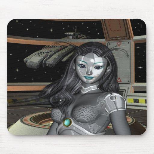 Space Cadet Mousemats