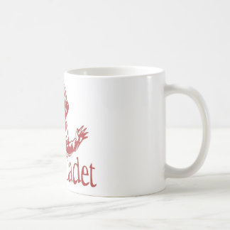 Space Cadet Red Coffee Mug