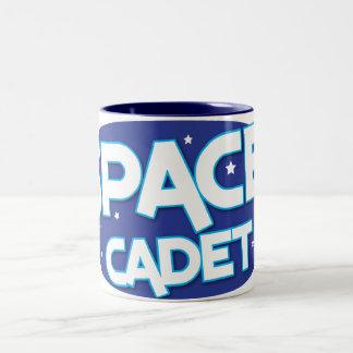 SPACE CADET Two-Tone MUG