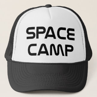 Space Camp Trucker Hat