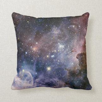 Space Carina Nebula Astronomy Spectacular Cushion
