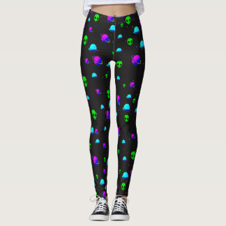 Space Case Leggings