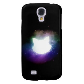 'Space Cat #2' Galaxy S4 Case