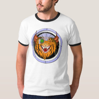 Space Cat Command Tshirts