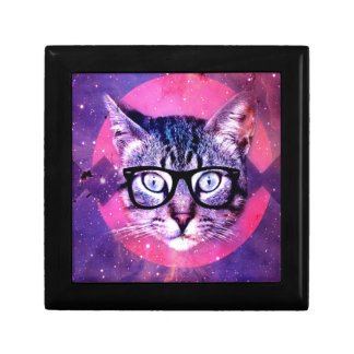 Space Cat Gift Box