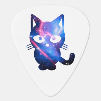 Space Cat Guitar Picks