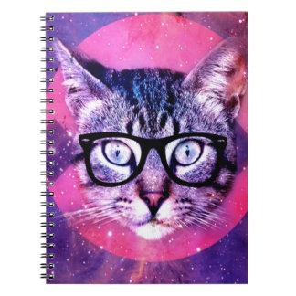 Space Cat Notebooks