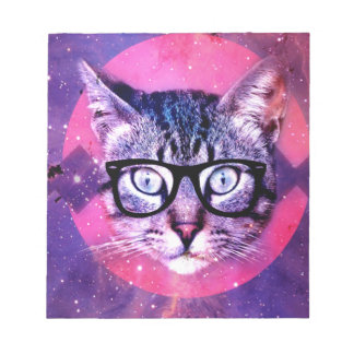 Space Cat Notepad
