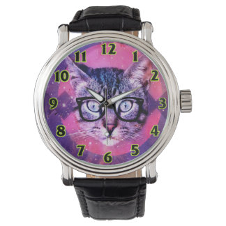 Space Cat Watches