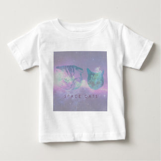 Space Cats Baby T-Shirt