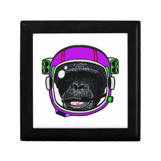Space Chimp Gift Box