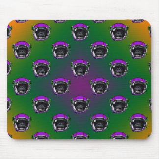 Space Chimp Mousepads