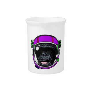 Space Chimp Pitcher